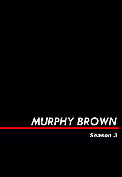 Murphy Brown Season 3