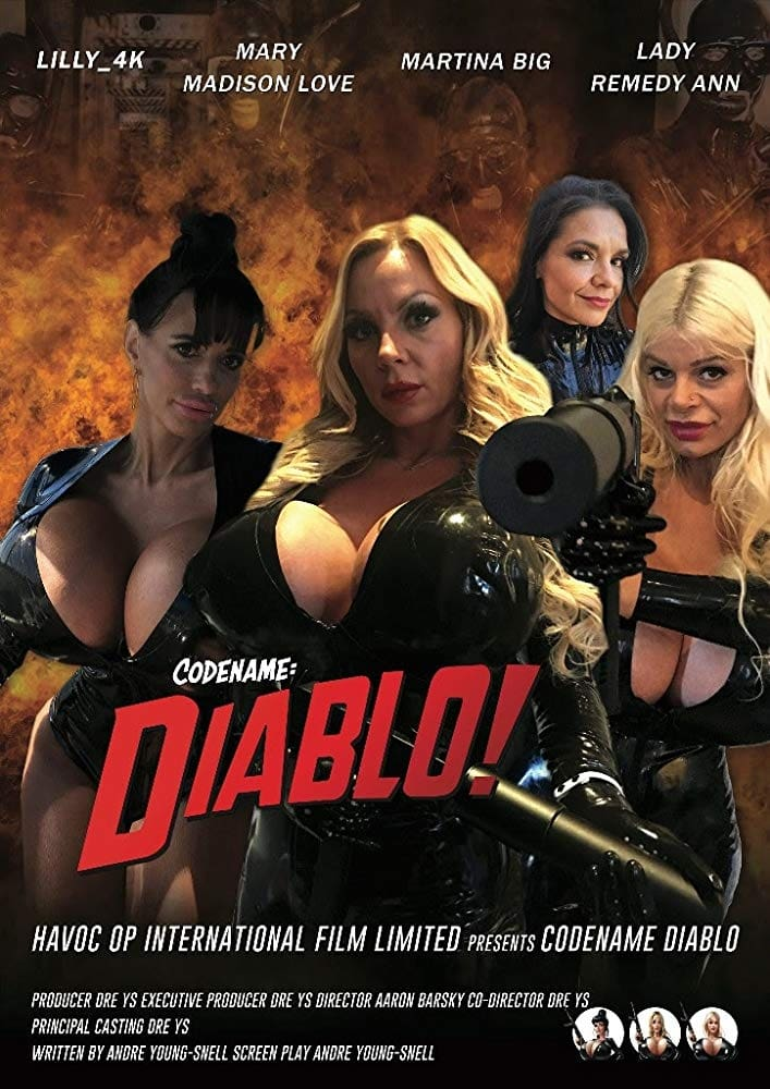 Codename: Diablo! (2017)