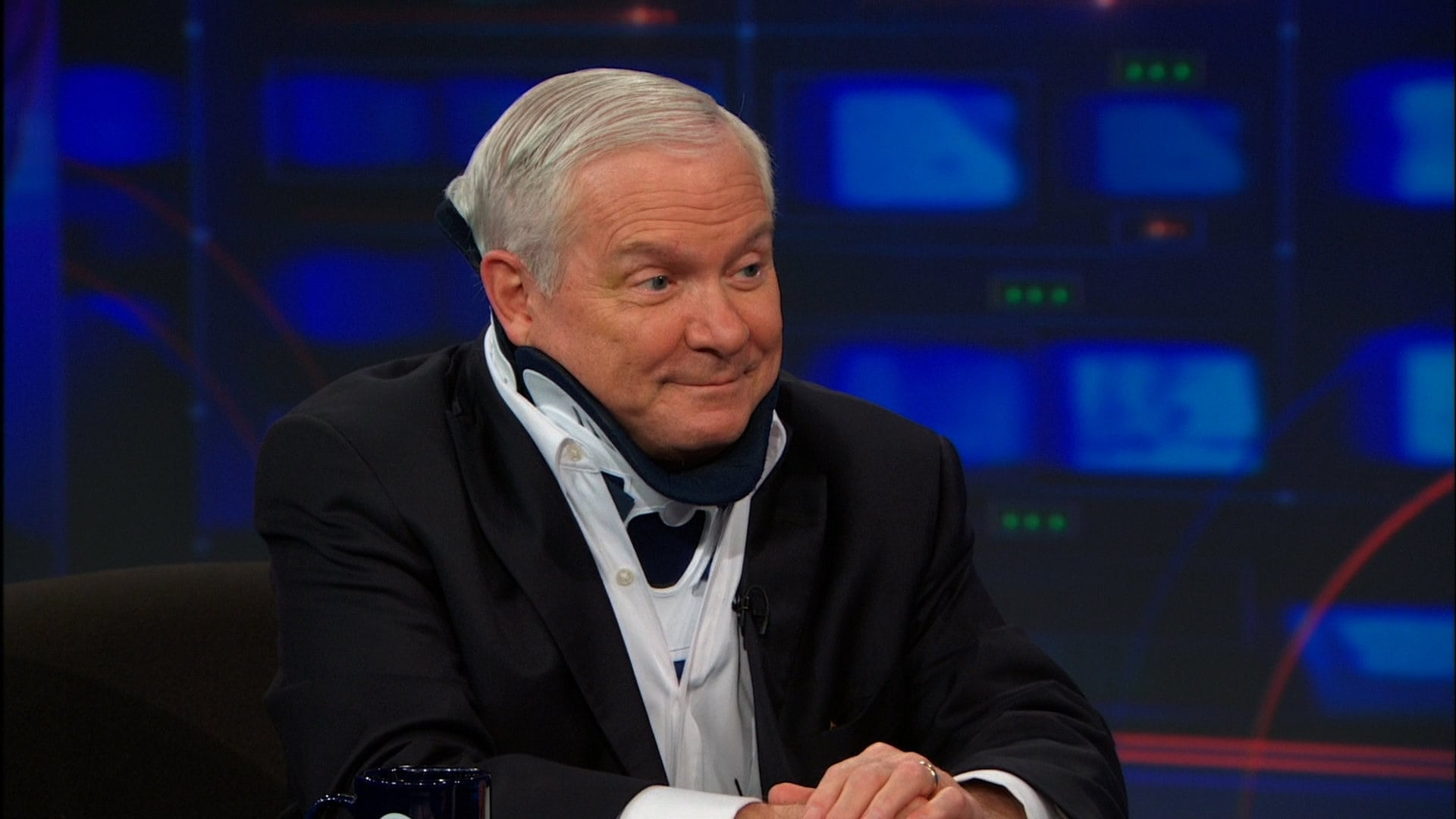 The Daily Show with Trevor Noah Season 19 :Episode 47  Robert Gates