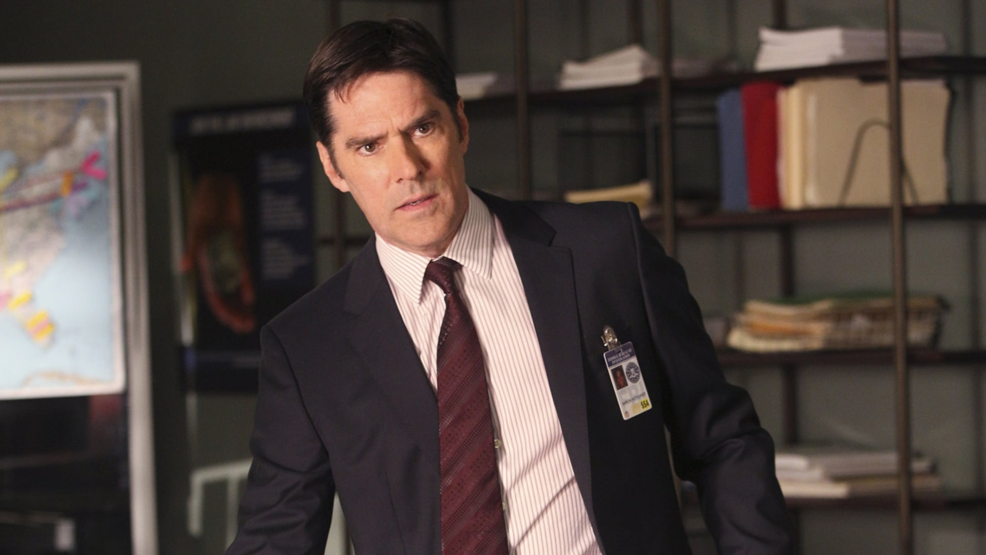 Criminal Minds - Season 11 Episode 5 : The Night Watch