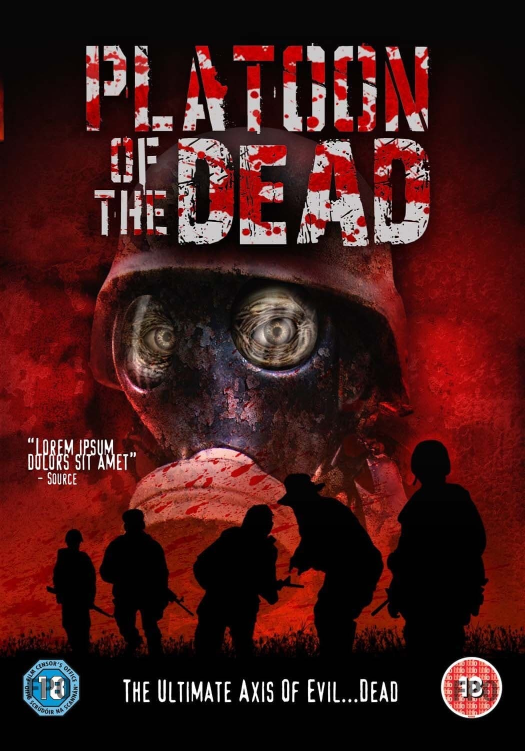 Platoon of the Dead on FREECABLE TV