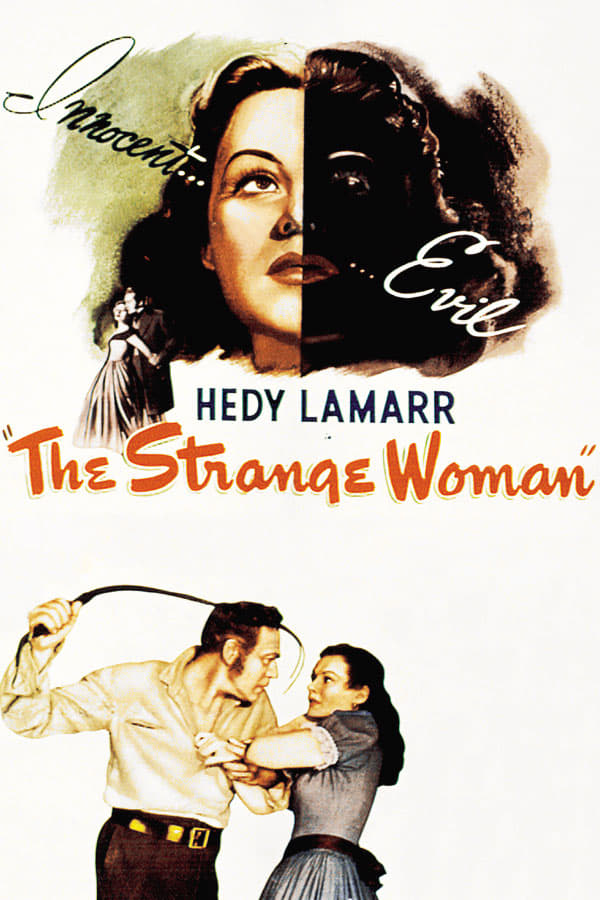 The Strange Woman on FREECABLE TV