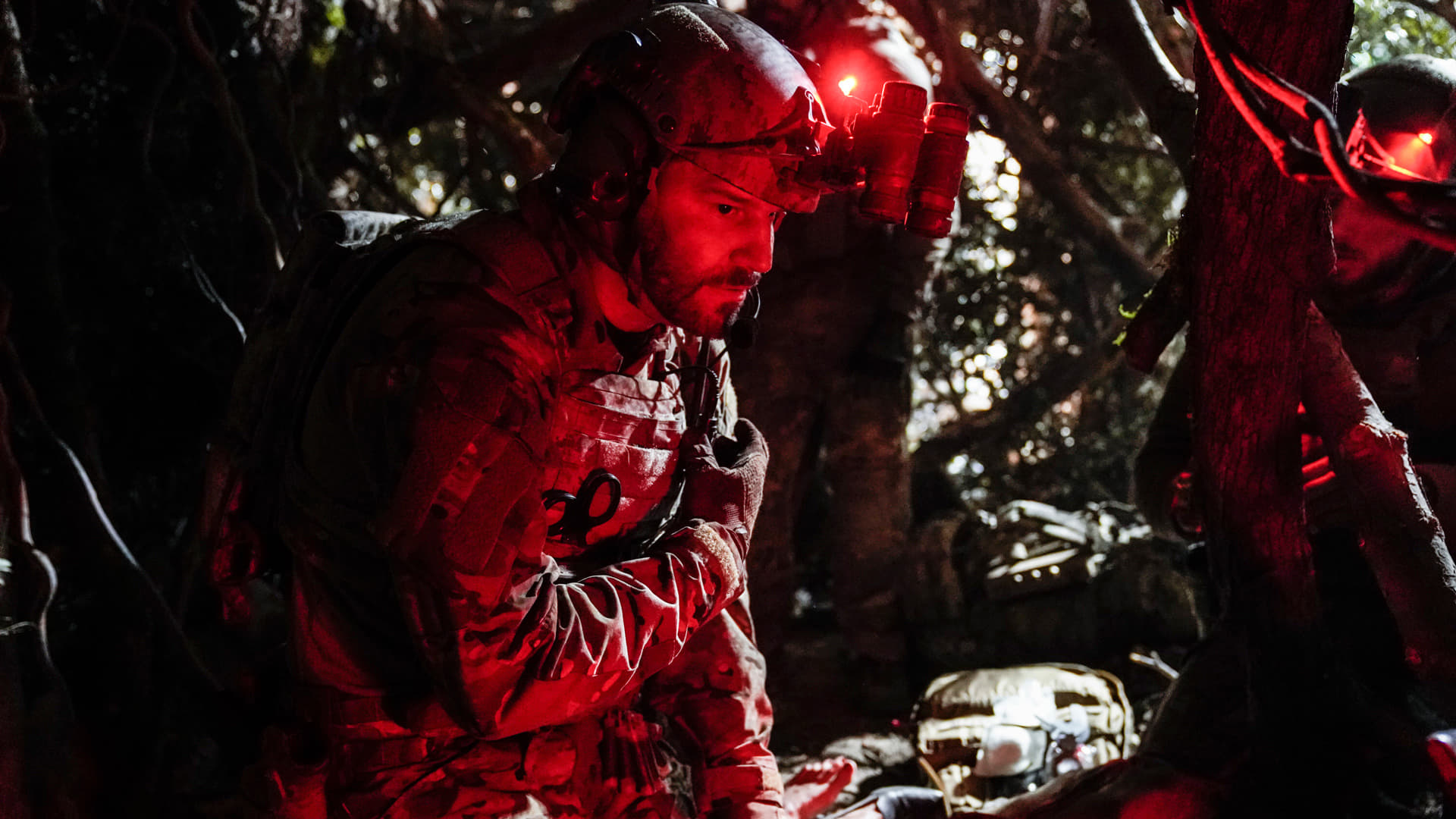 SEAL Team Season 1 :Episode 9  Rolling Dark