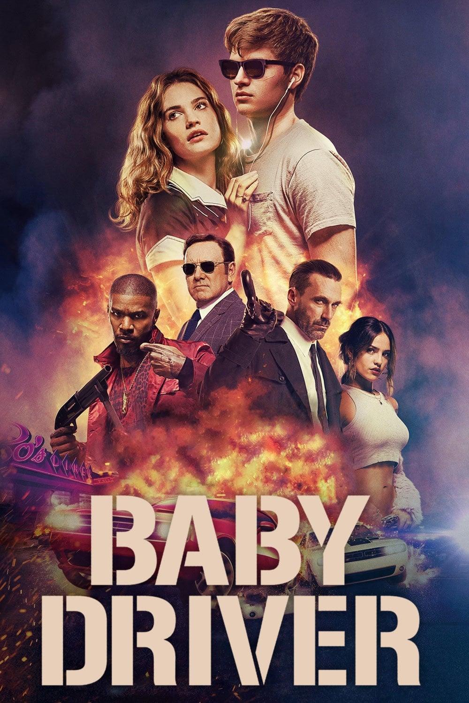 ბეიბი დრაივერი / Baby Driver
