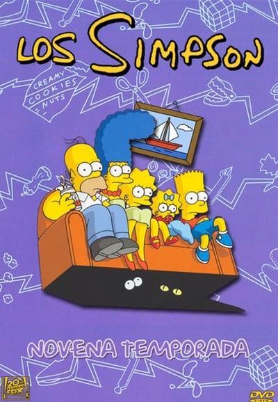 Los Simpson Season 9