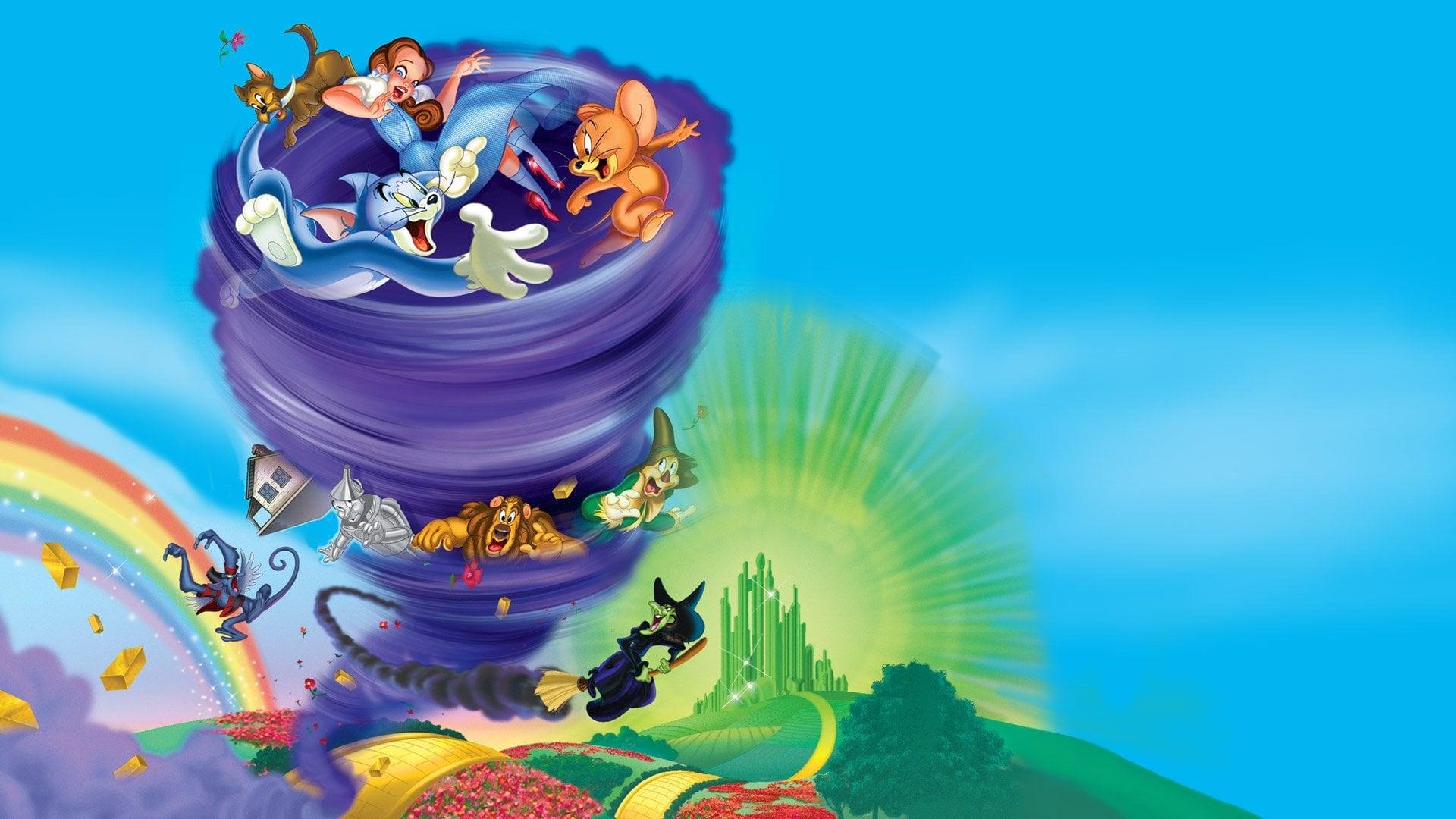 Tom & Jerry e o Mágico de Oz Dublado