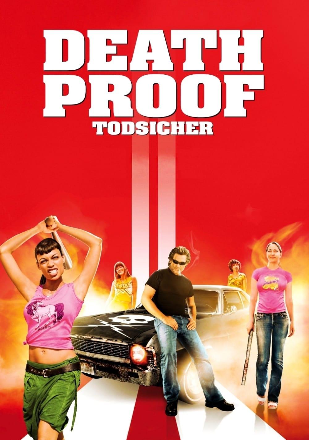 Death Proof Stream German