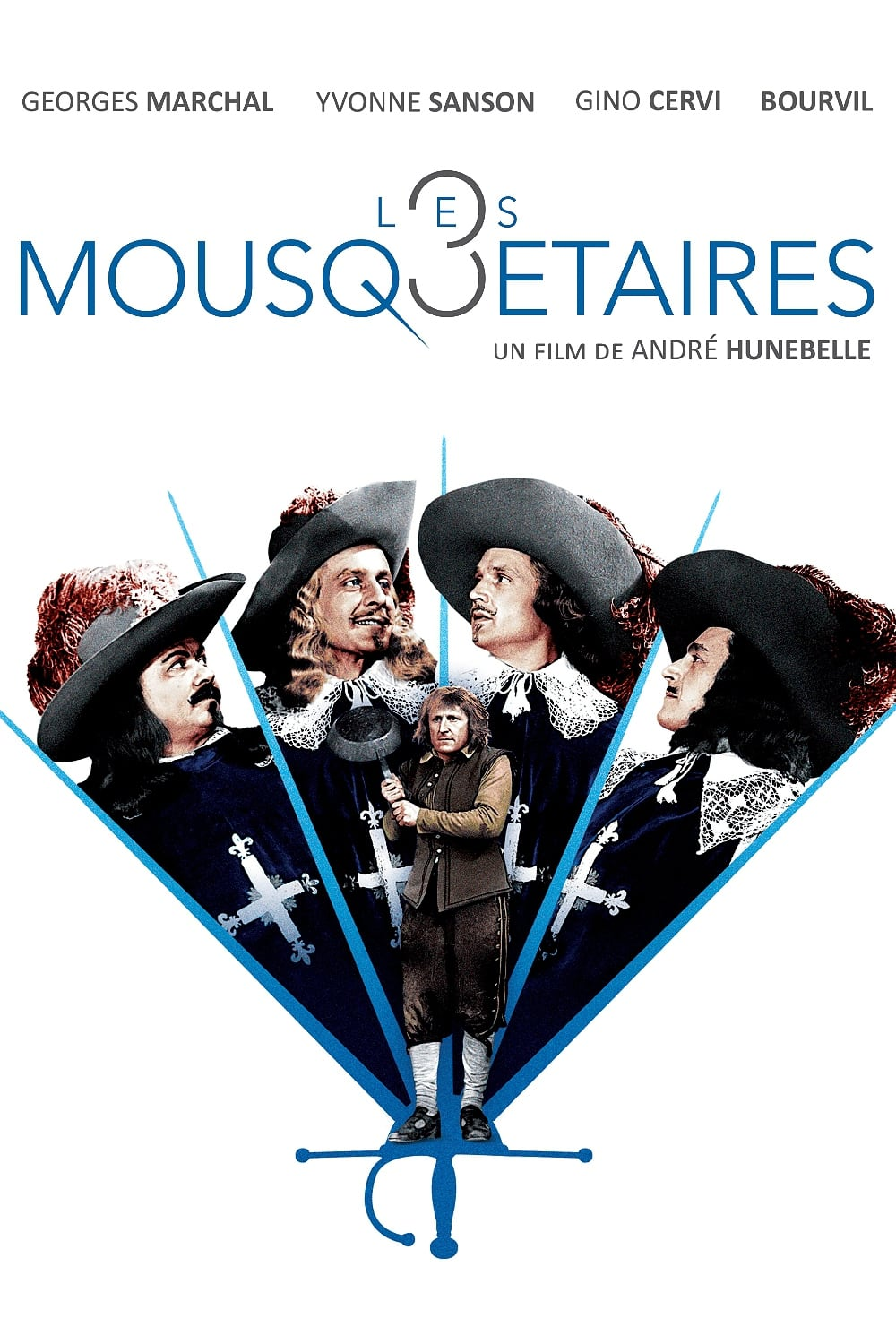 The Three Musketeers (1953)
