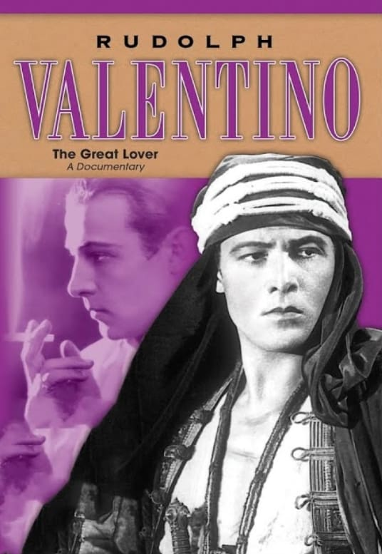 Rudolph Valentino: The Great Lover on FREECABLE TV