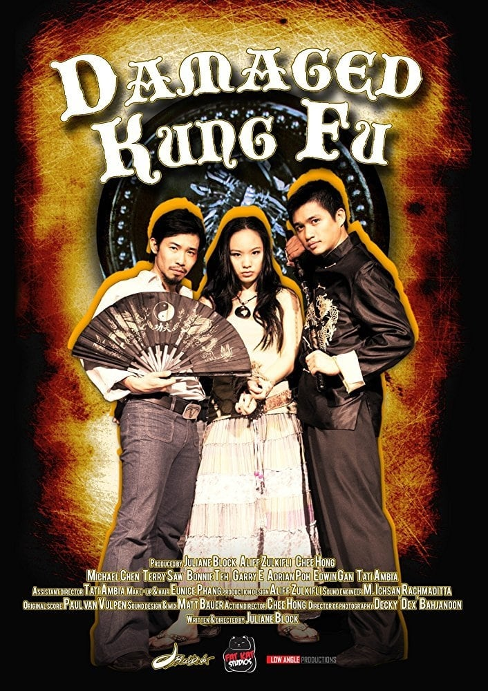 Ver Damaged Kung Fu Online HD Español ()