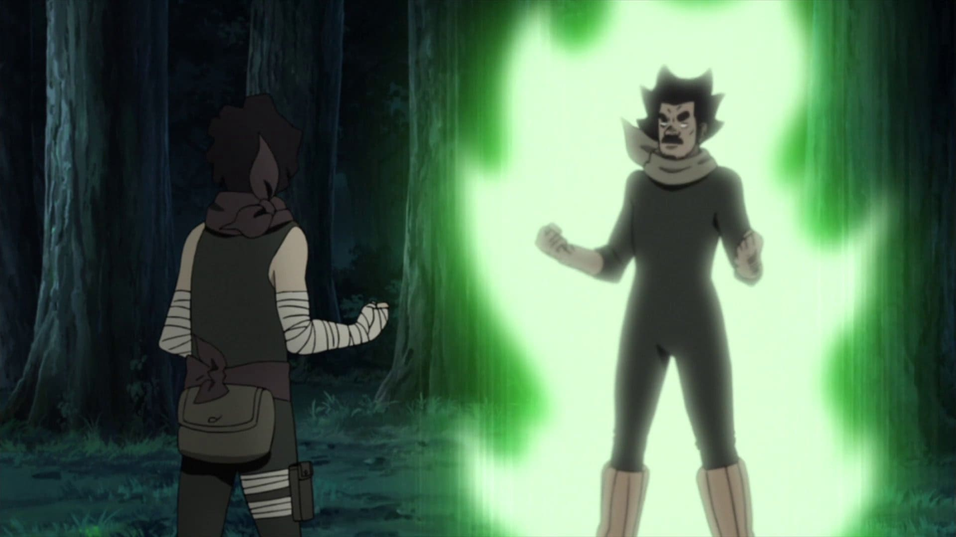 Naruto Shippūden Season 20 :Episode 419  Papa's Youth