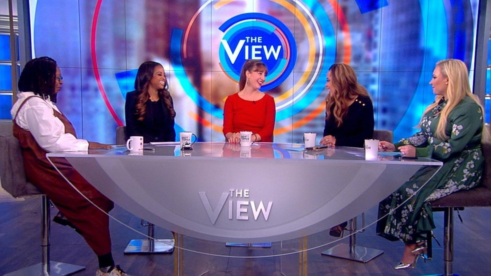 The View Season 22 :Episode 79  Tamika Mallory and Bob Bland