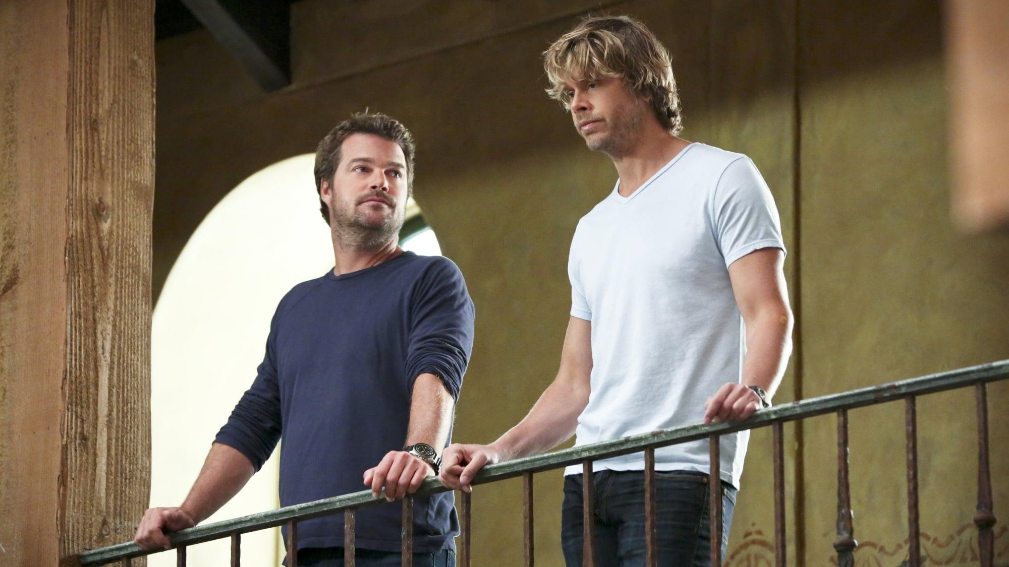 NCIS: Los Angeles Season 7 :Episode 2  Citadel