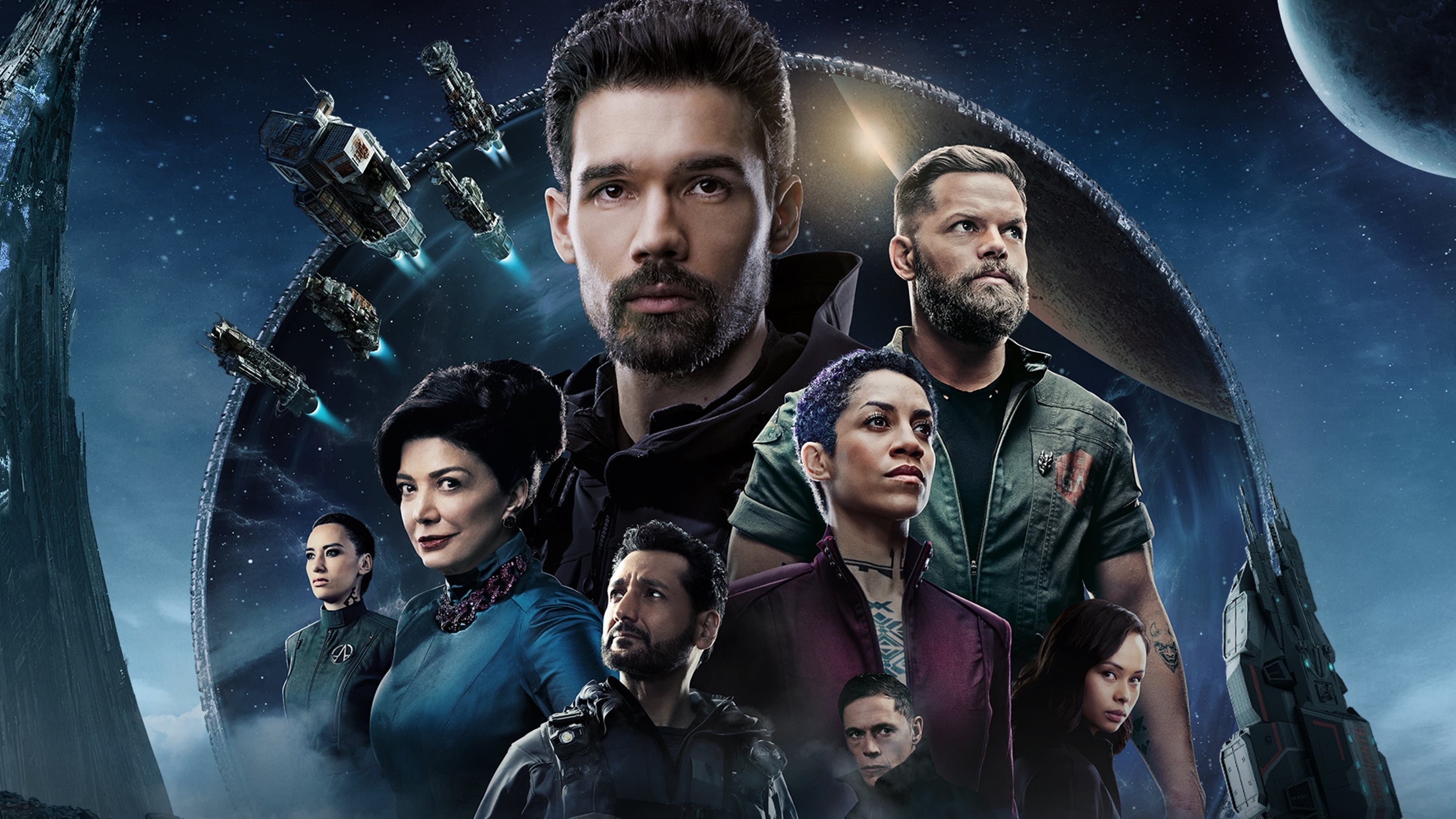 The Expanse already renewed with final sixth season