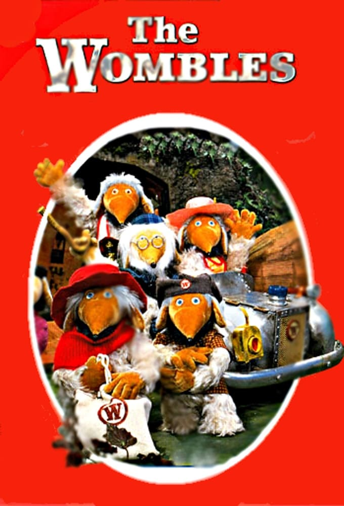 The Wombles TV Shows About Anthropomorphic Puppets