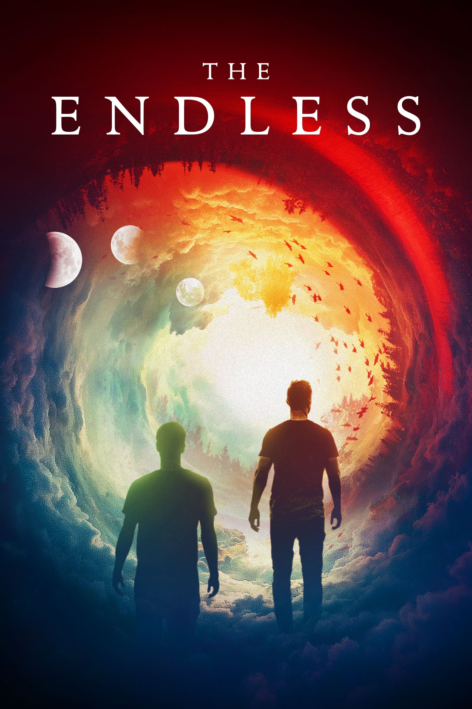 Image result for The Endless movie poster