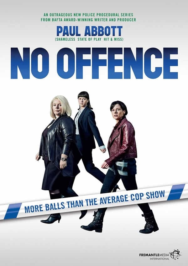 No Offence TV Shows About Northern England