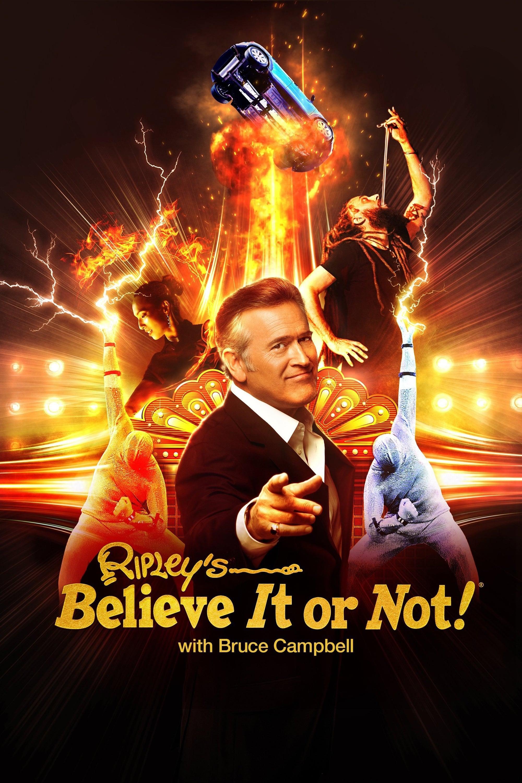 Ripley's Believe It or Not! (2019)