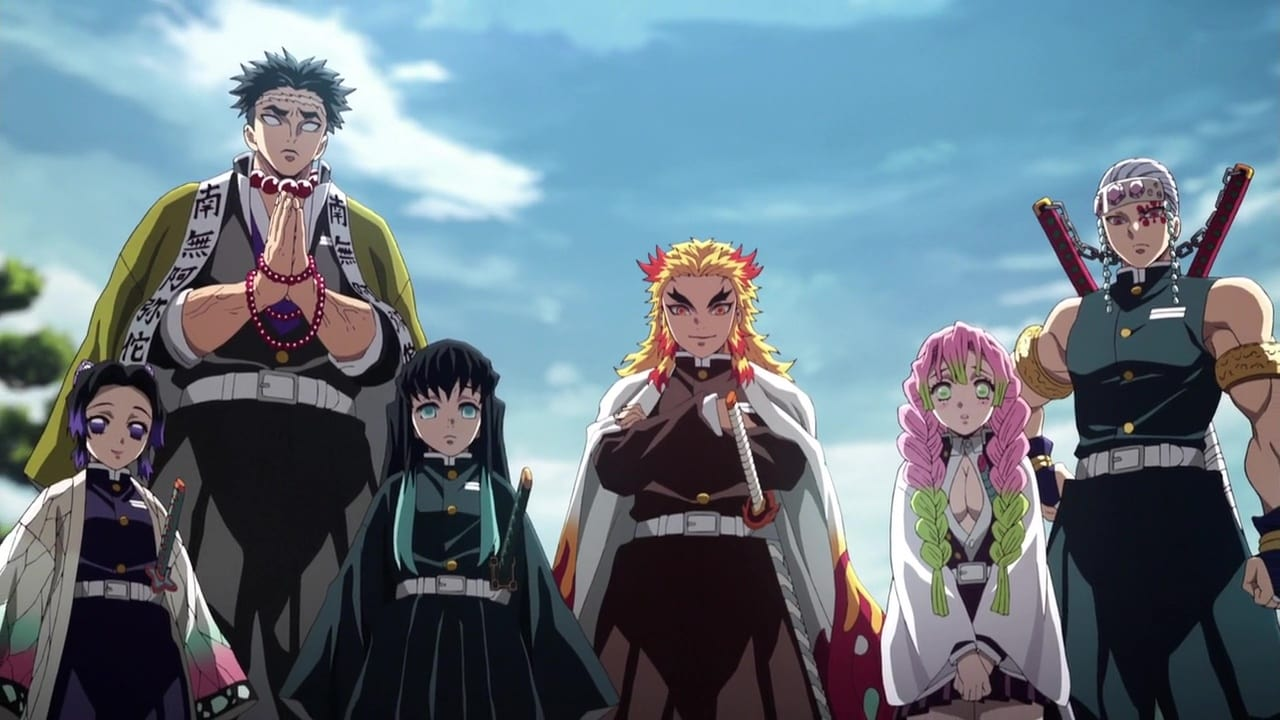 Demon Slayer: Kimetsu no Yaiba Season 1 :Episode 21  Against Corps Rules