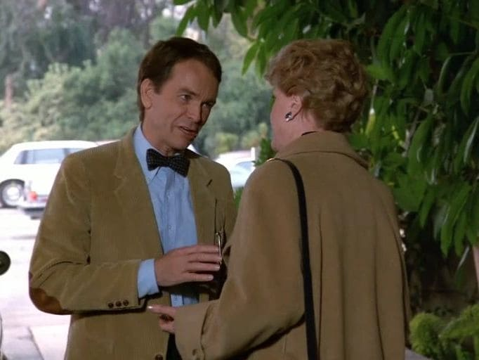 Murder, She Wrote Season 4 :Episode 13  Harbinger of Death