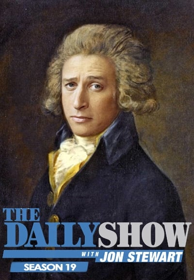 The Daily Show Season 19