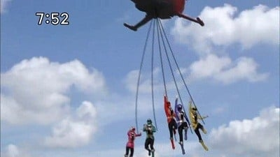 Super Sentai Season 35 :Episode 3  Transforming Courage into Magic ~Maagi Magi Go Gokai~