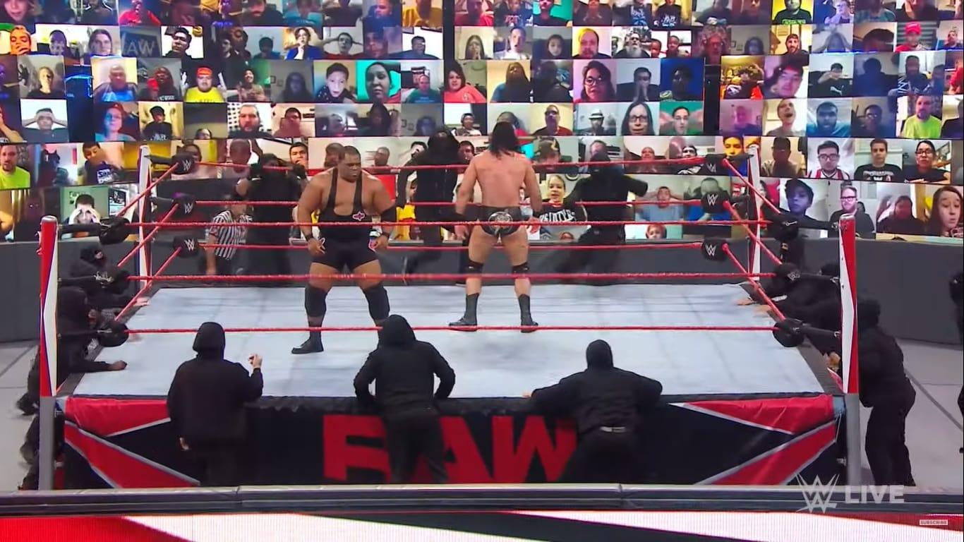 WWE Raw Season 28 :Episode 37  September 14, 2020