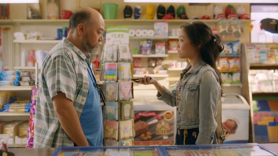 Kim's Convenience - Season 2 Episode 12 : Appa's First Text