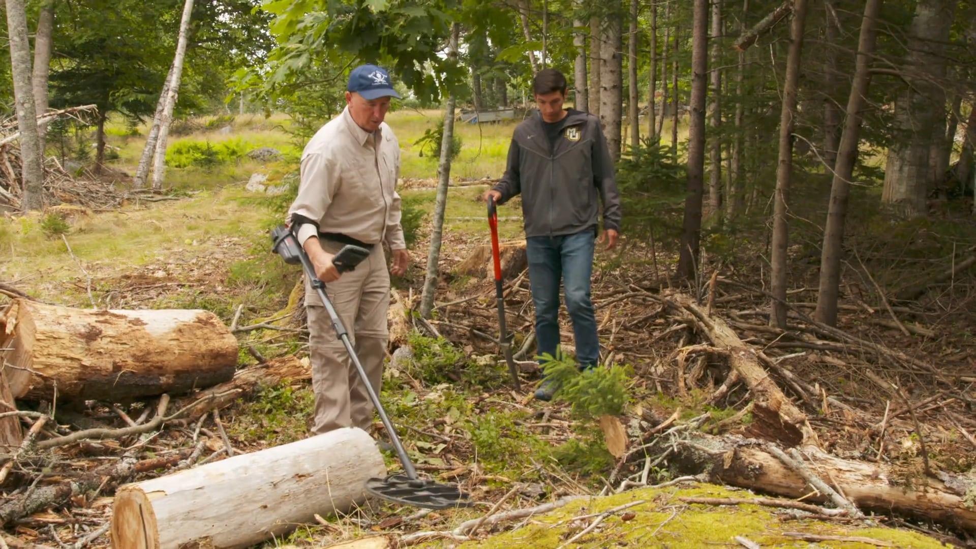 The Curse of Oak Island Season 8 :Episode 7  Mounding Evidence