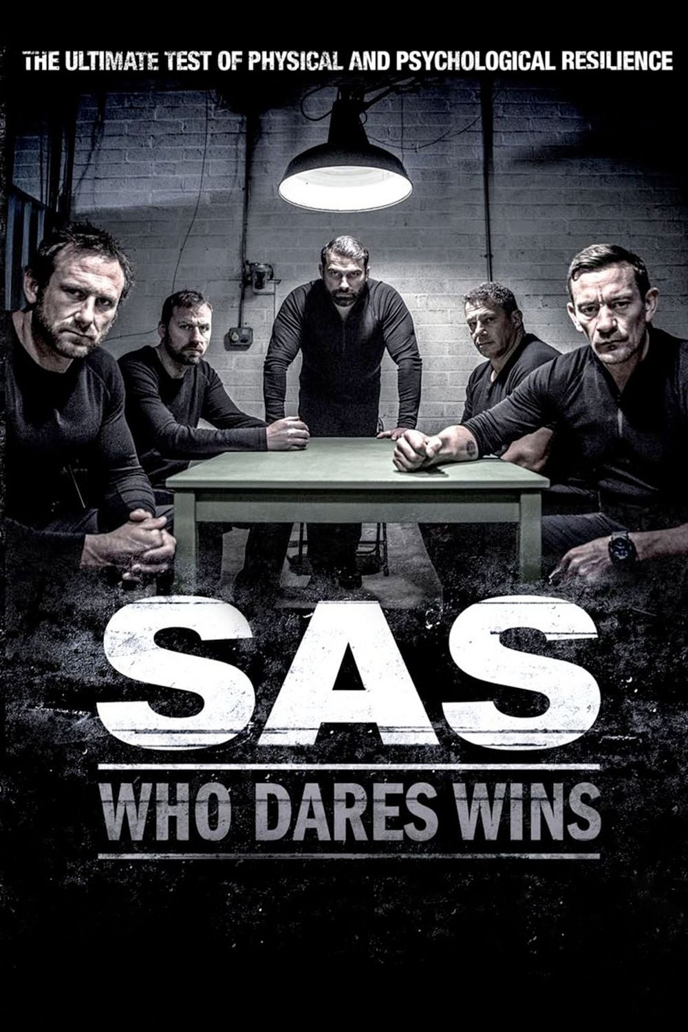SAS: Who Dares Wins TV Shows About Special Forces