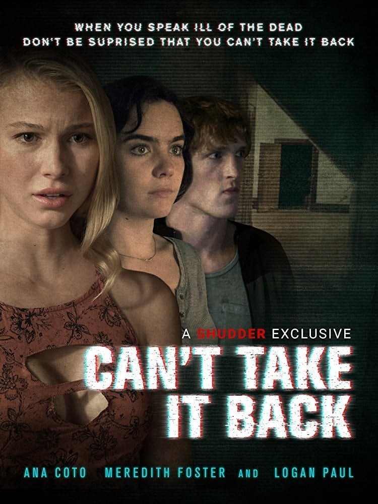 Ver Can't Take It Back Online HD Español (2014)