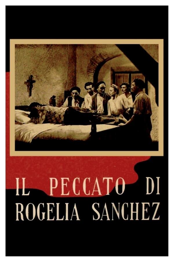 The Sin of Rogelia Sánchez (1939)