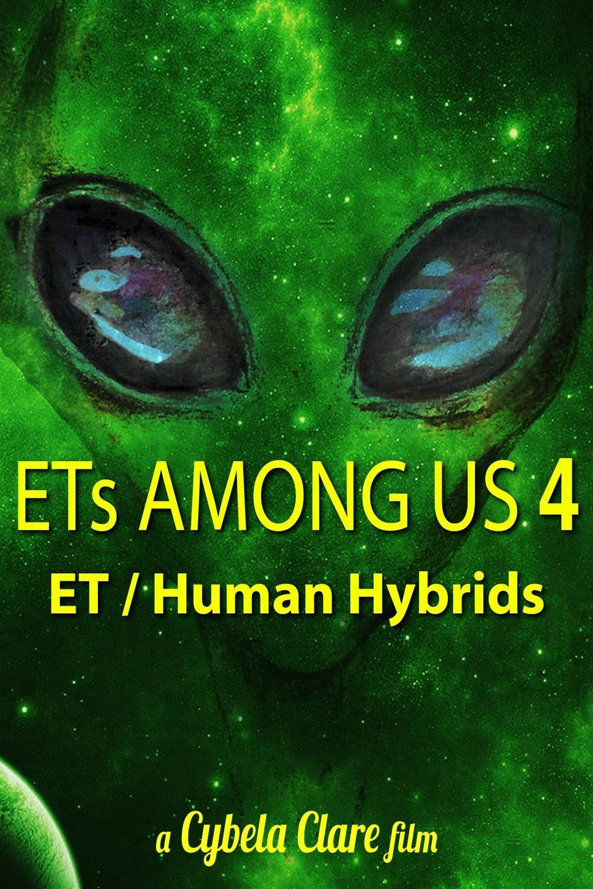 ETs Among Us 4: The Reality of ET/Human Hybrids on FREECABLE TV