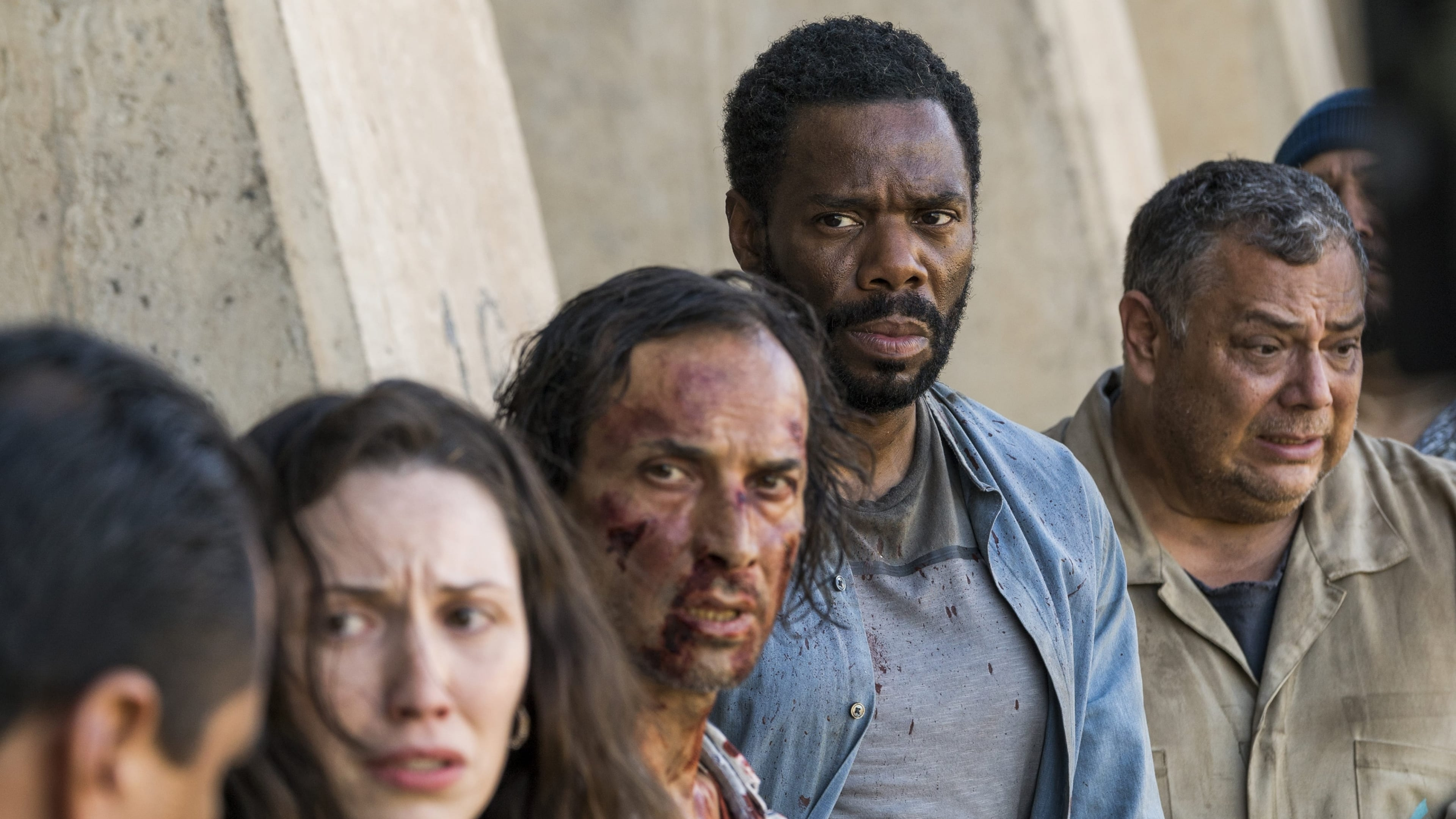 Fear the Walking Dead - Season 3 Episode 4 : 100