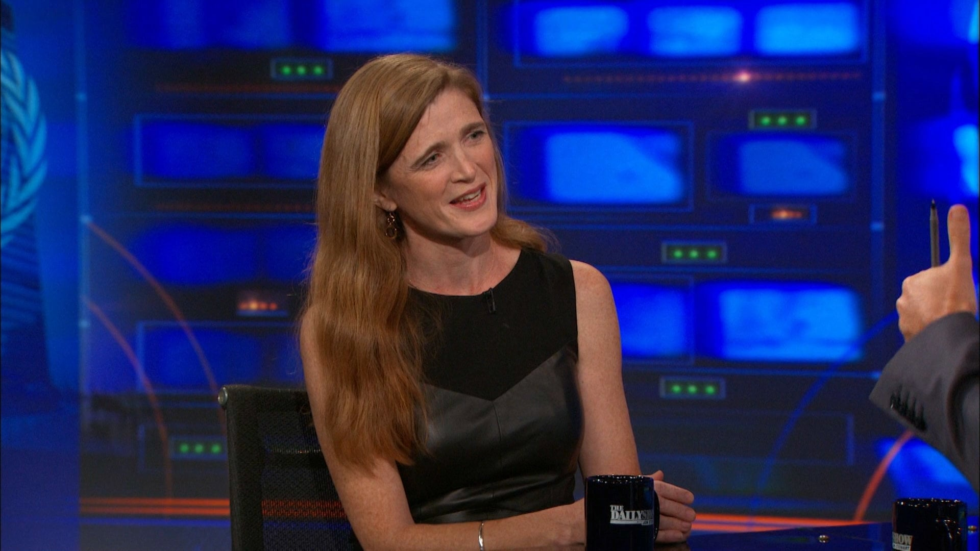 The Daily Show with Trevor Noah Season 20 :Episode 22  Samantha Power