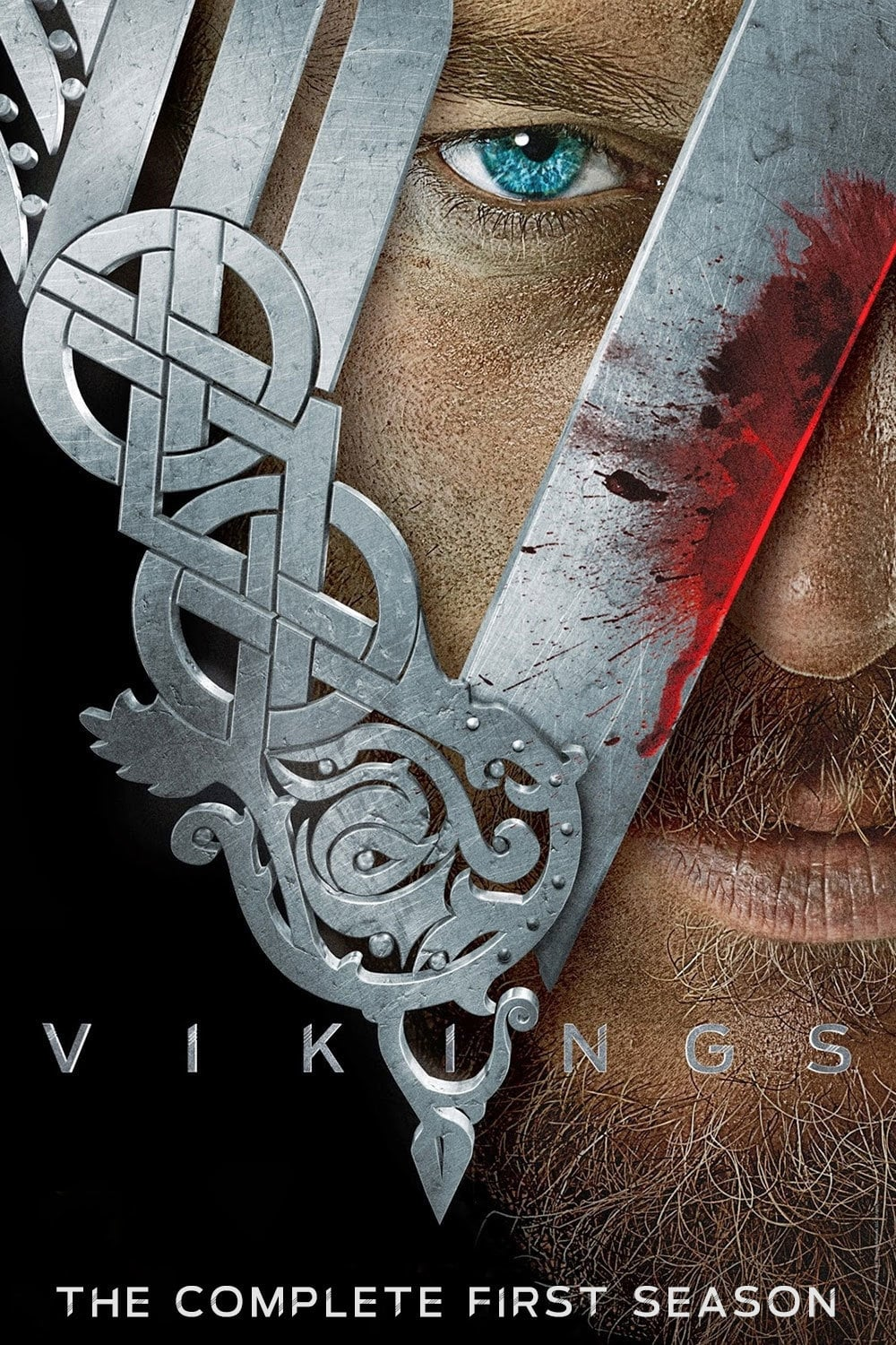Vikingos (Temporada 1) HD 1080P LATINO/INGLES -