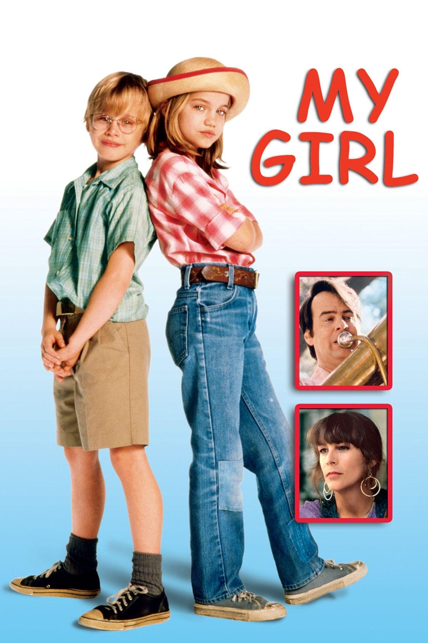 My Girl (1991) - Posters — The Movie Database (TMDb)