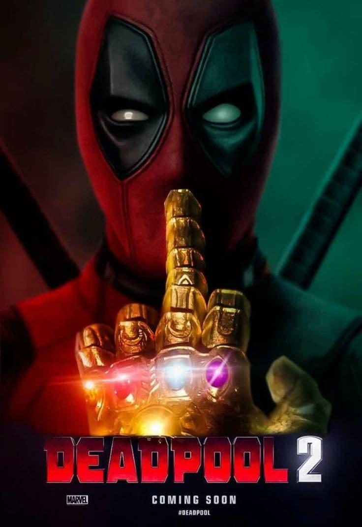 Deadpool 2 (2018) HD 1080P LATINO/INGLES