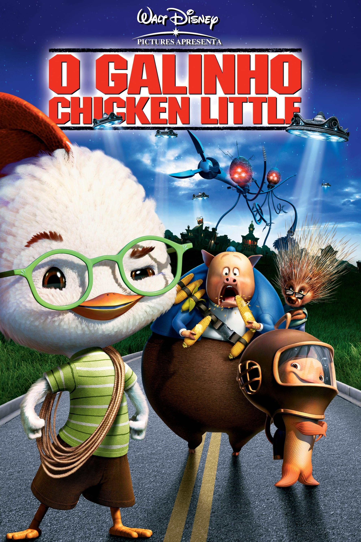 Assistir O Galinho Chicken Little Dublado Online Filmes E Series Online