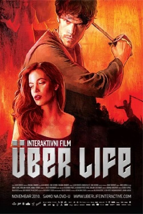 Ver Uber Life: An Interactive Movie Online HD Español (2010)
