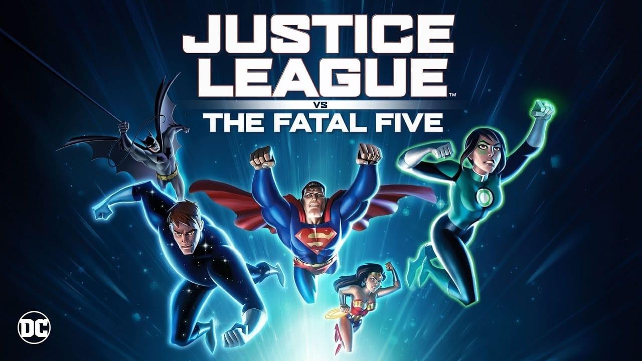 Liga de la Justicia: Los Cinco Fatales
