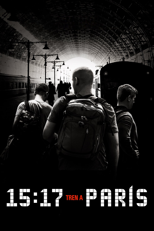 15:17 Tren a París en Megadede