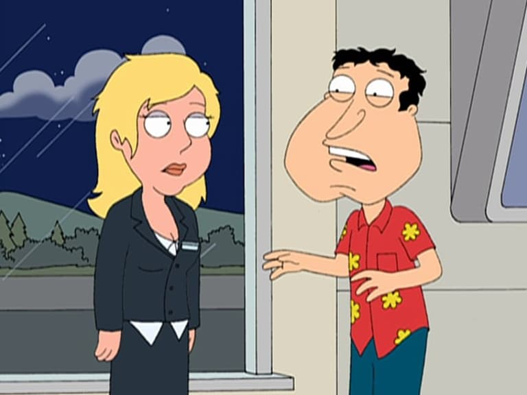 Family Guy Season 5 :Episode 12  Airport '07