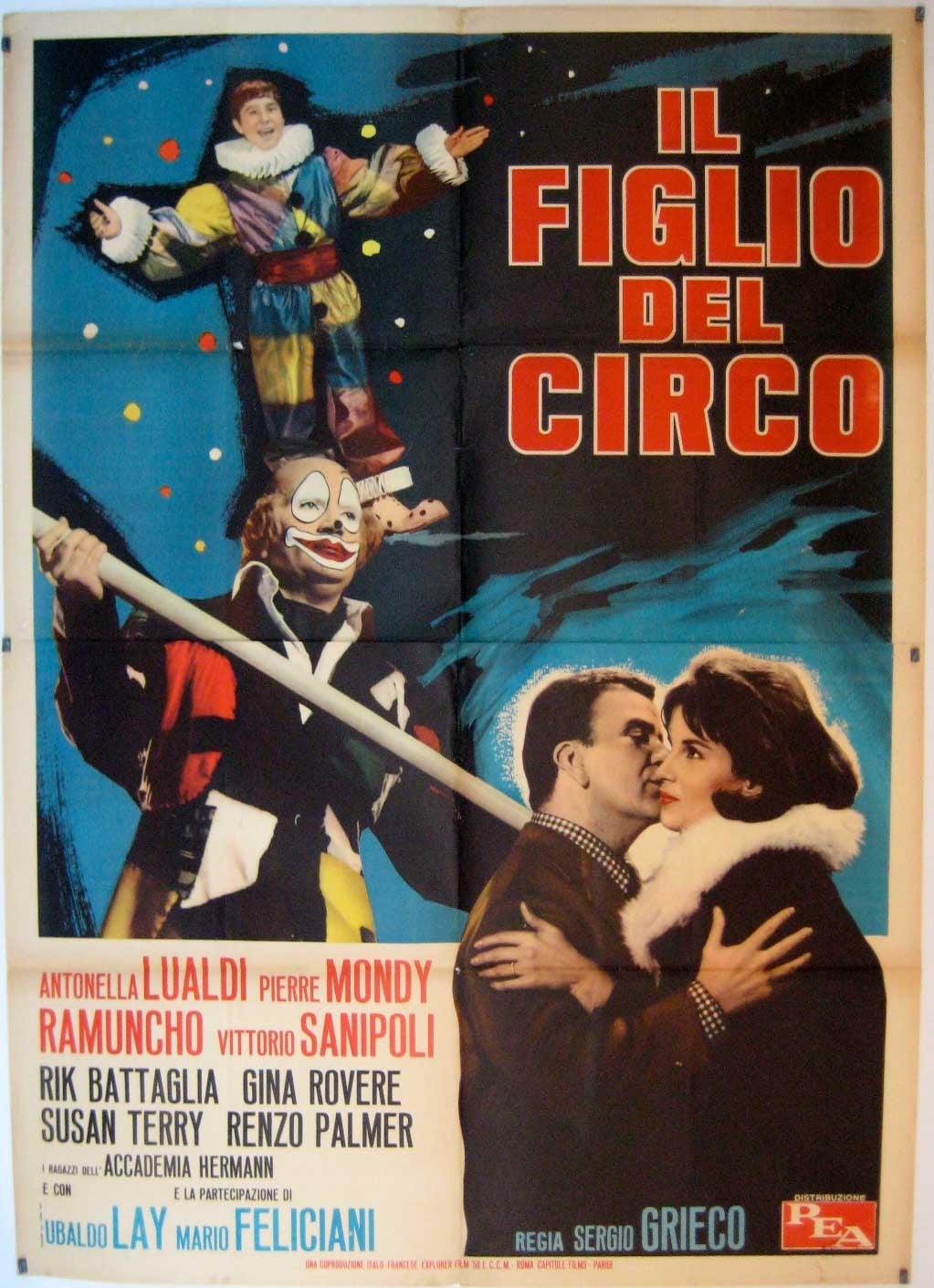 Il figlio del circo (1963)