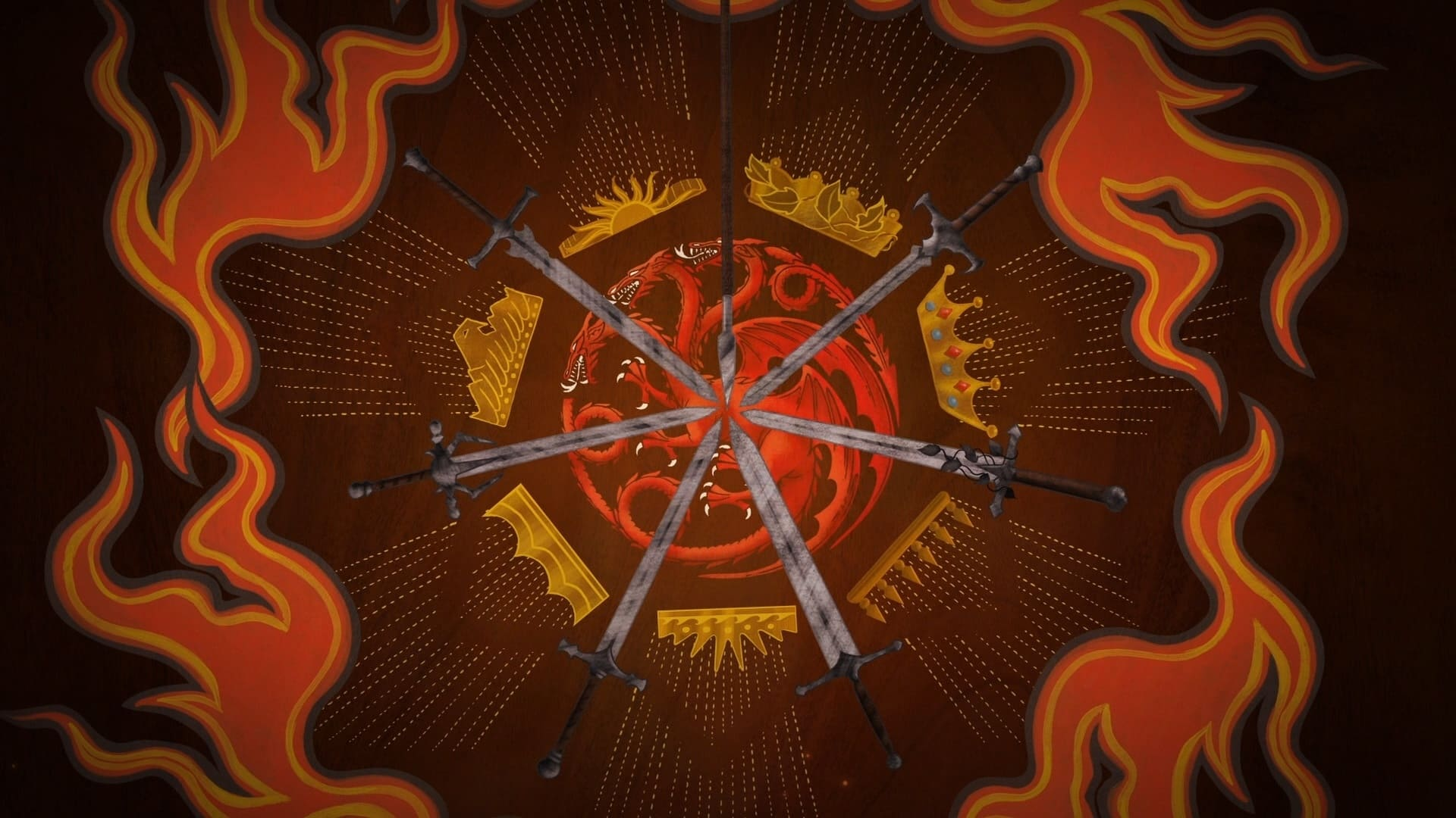 Game of Thrones Season 0 :Episode 77  Histories & Lore: House Targaryen