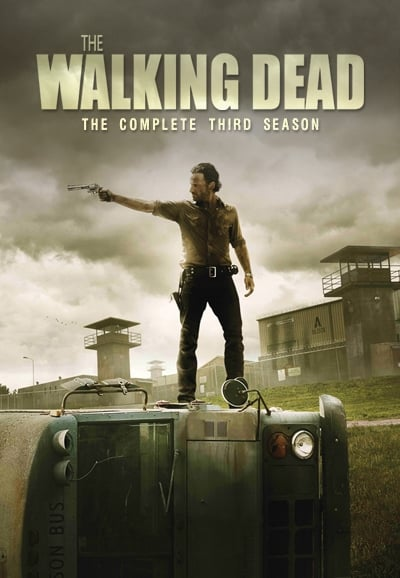 The Walking Dead (2012) [Temporada 3] [Completa] [Latino] [1 Link] [MEGA]