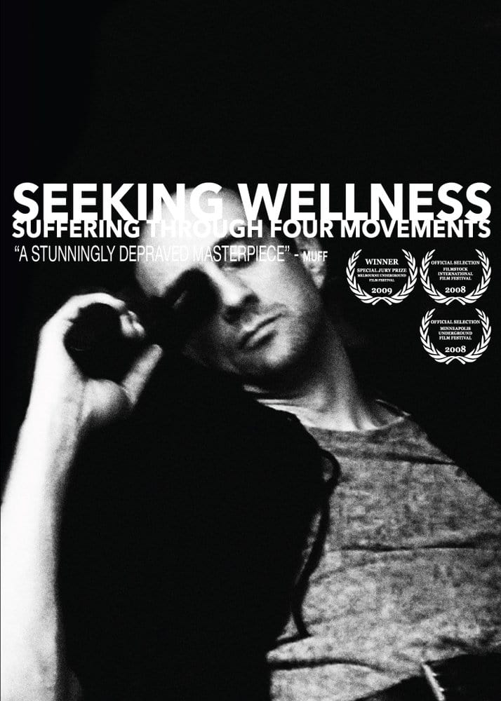 Ver Seeking Wellness: Suffering Through Four Movements Online HD Español (2008)