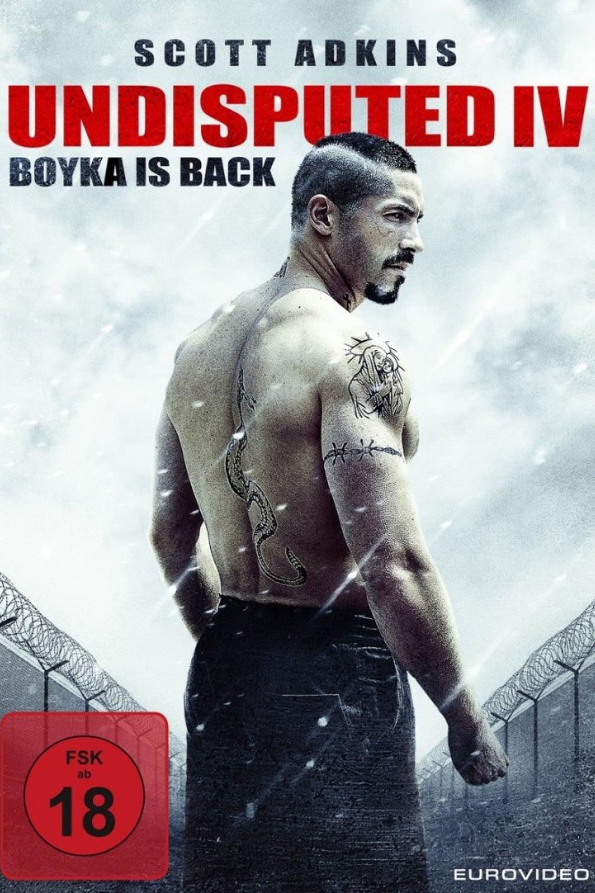 Boyka čempionas: IV / Boyka: Undisputed IV (2016) žiūrėti online