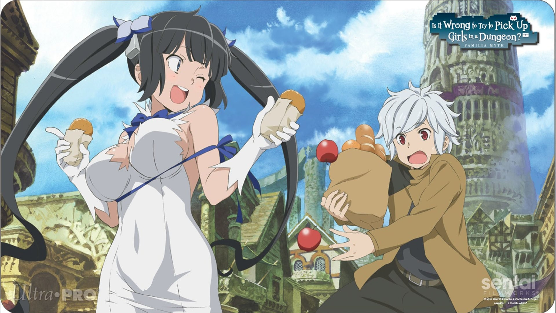 Is It Wrong to Try to Pick Up Girls in a Dungeon? - Specials
