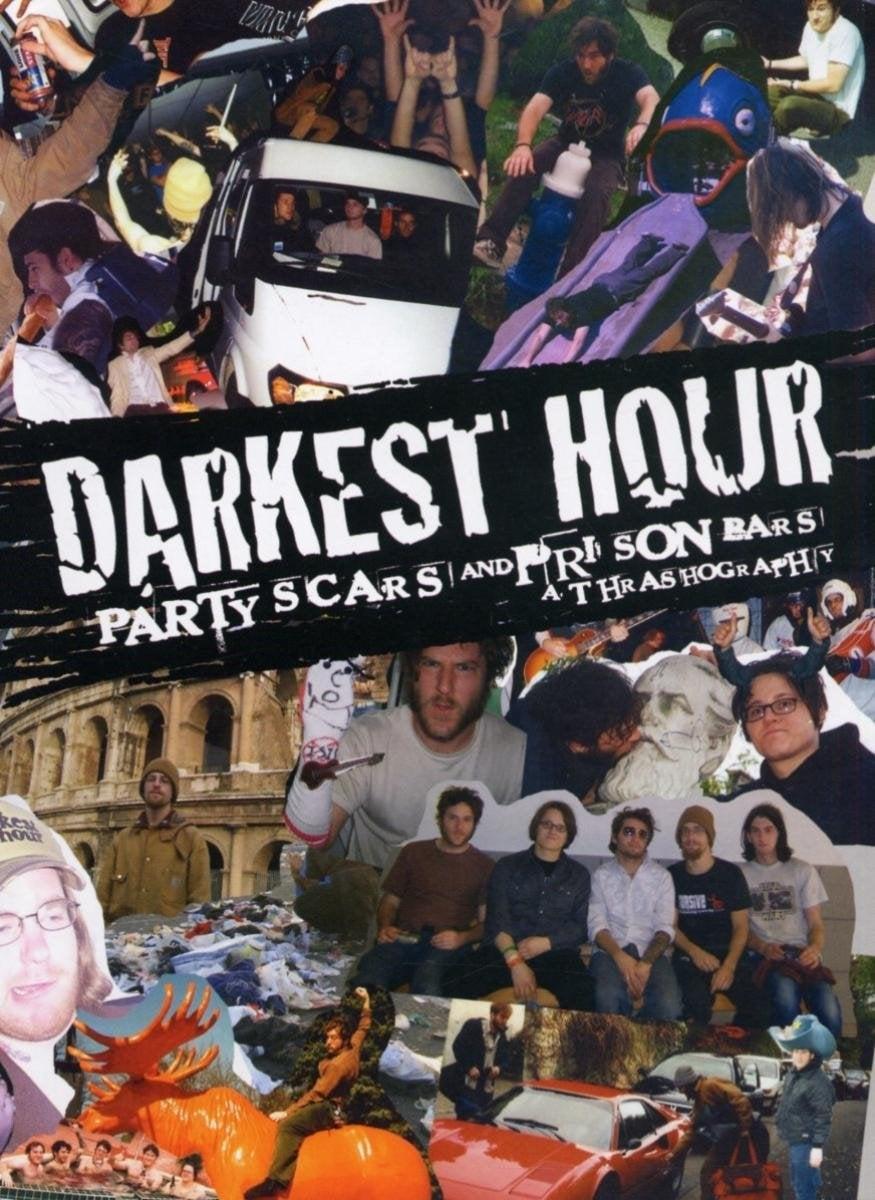 Darkest Hour - Party Scars & Prison Bars: A Thrashography